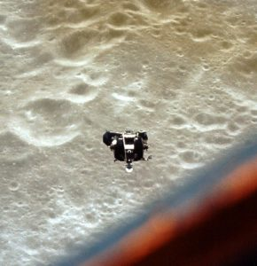 Apollo 10 Lunar Module Snoopy