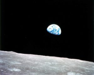 Earth Rise Apollo 8