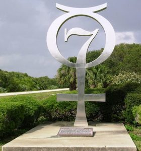 Mercury Seven Memorial