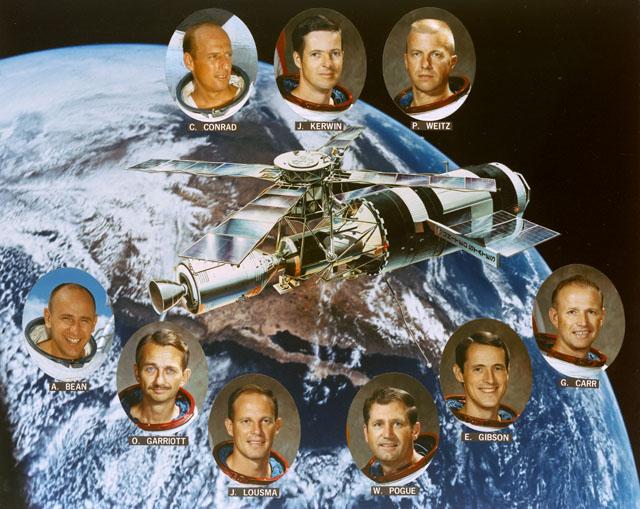 Skylab Astronauts